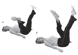 йога упражнения от геморроя